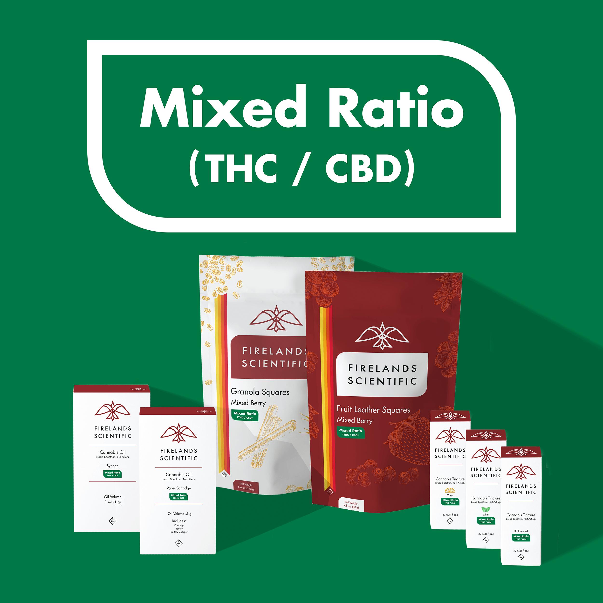 Mixed Ratio