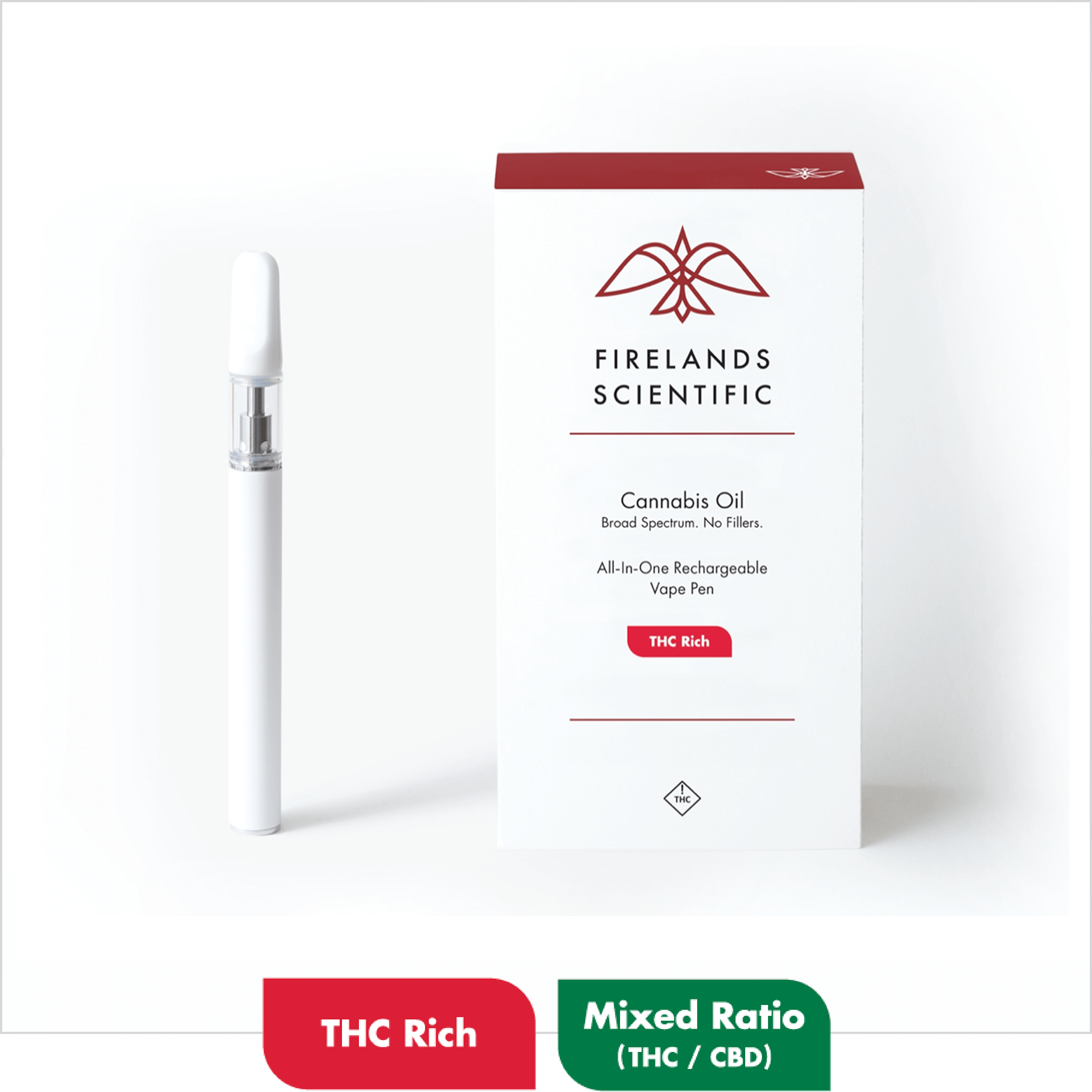 Cannabis Oil Vape Pen